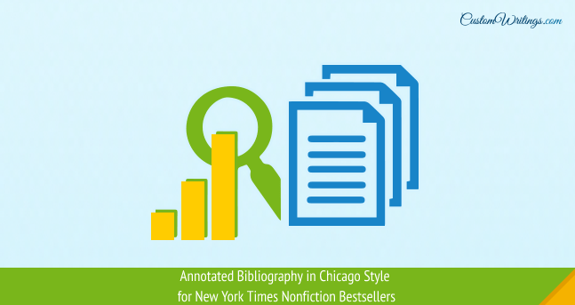 Annotated Bibliography in Chicago Style