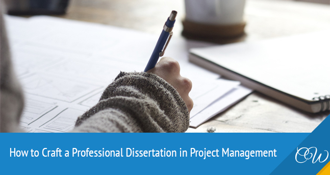 Professional Dissertation in Project Management