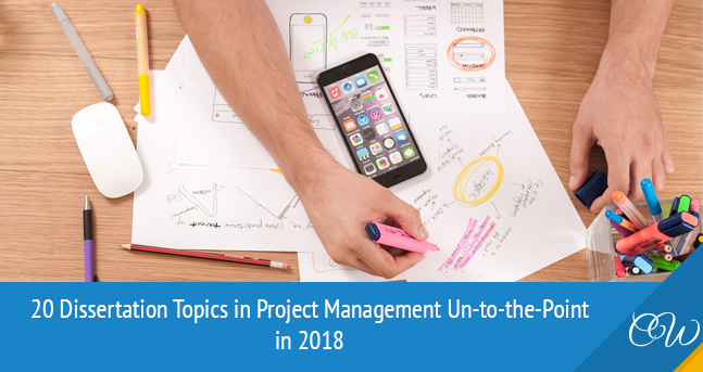 Dissertation Topics in Project Management