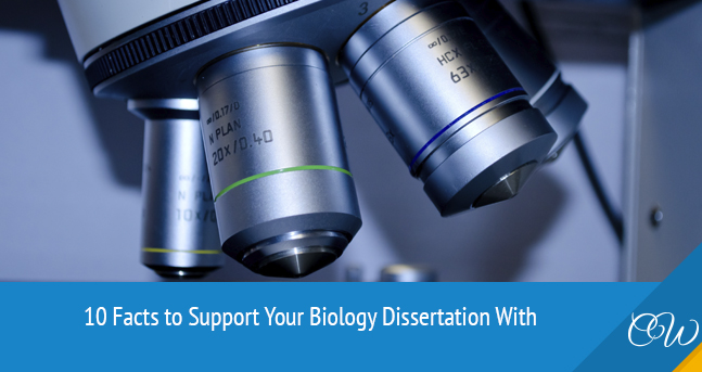 Biology Dissertation Facts