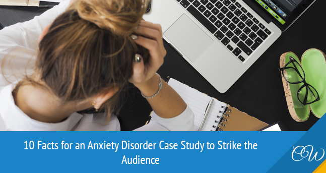 Facts for Anxiety Disorder Case Study