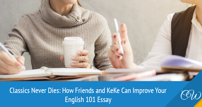 How to Improve Your English 101 Essay